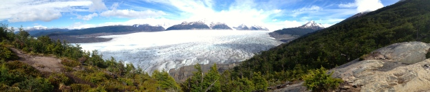 amazing views of Grey Glacier